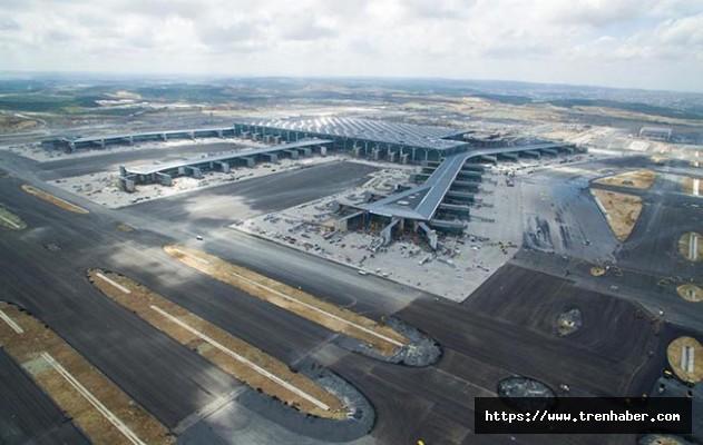 İstanbul Havalimanı, Uçakların Yakıt Tasarrufu Yapmasını Sağlıyor