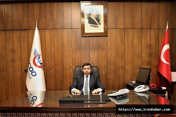 TCDD Taşımacılık Genel Müdürü Arıkan'dan Kurban Bayramı Mesajı