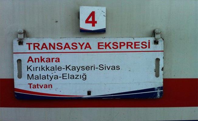 Trans Asya Ekspresi Van'a Ulaştı