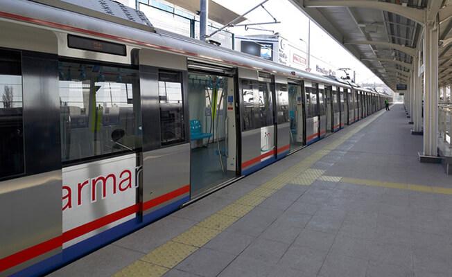 16 adet E32000 tipi Marmaray tren setinin bakım ihalesi