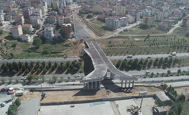 Bağlantı yolu İstanbul'a ulaşımı kolaylaştıracak