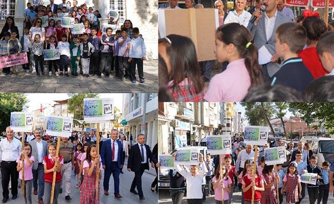 """Çivril'de """"Avrupa Hareketlilik Haftası"""" Etkinlikleri Başladı"""