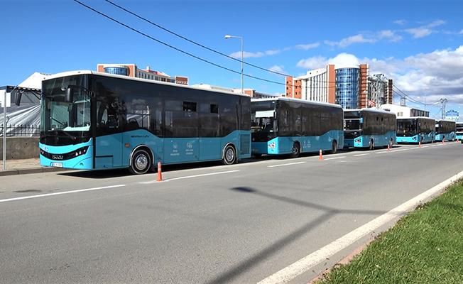 Sivas'ta Numune Hastanesi'ne Otobüs Seferleri Başladı