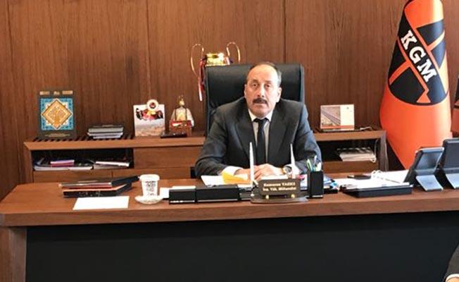 TCDD Taşımacılık Genel Müdürü Değişti! TCDD Taşımacılık Genel Müdürü Kamuran Yazıcı Kimdir?