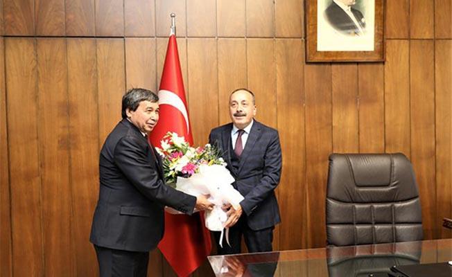 TCDD Taşımacılık Genel Müdürü Kamuran Yazıcı Göreve Başladı