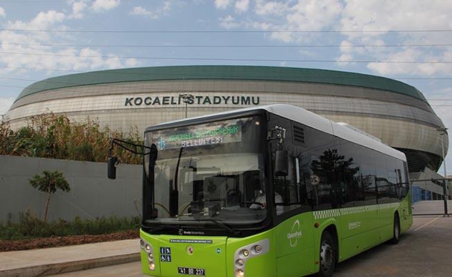 Ziraat Türkiye Kupası Maçına Ek Otobüs Seferleri