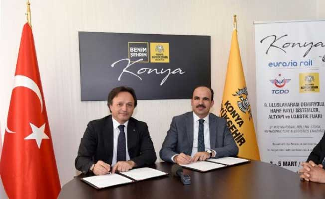 9. Eurasia Rail 2021 Fuarı Konya'da Düzenlenecek