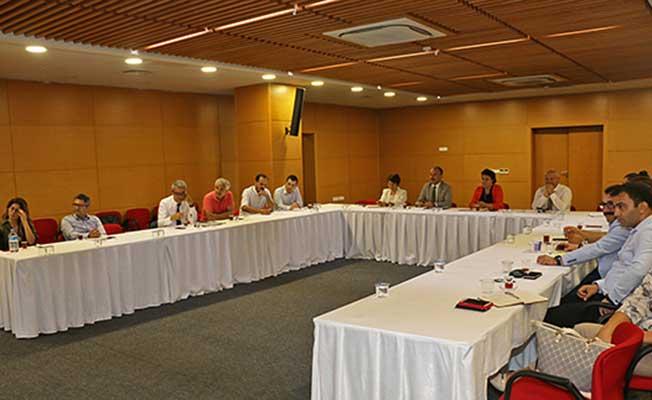 Antalya'da Yeni Ulaşım Ana Planı Çalışmaları Başladı