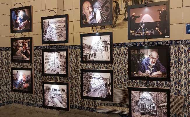 Ara Güler, Tünel'de fotoğrafseverleri bekliyor