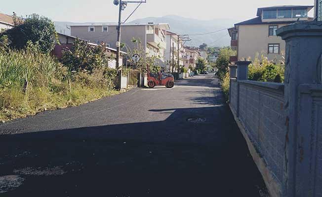 Derbent yollarına bakım ve onarım
