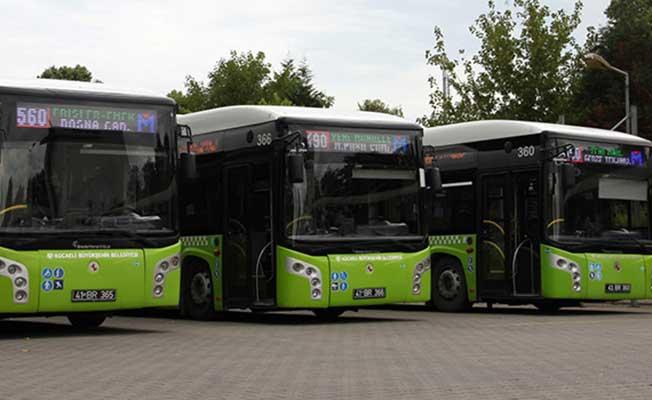 Gebze Teknik Üniversitesi'ne Giden Belediye Otobüsleri