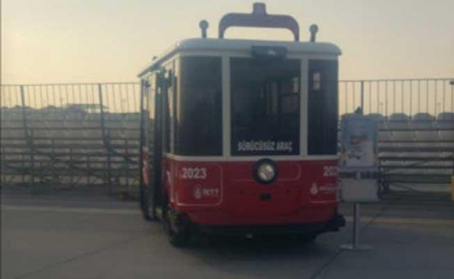 İETT, İTÜ'nün Sürücüsüz Araç Projesine Destek Verecek
