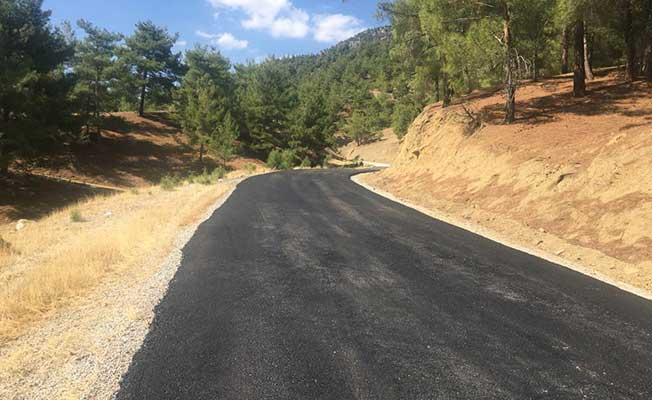 Kahramanmaraş'ta yollar bakıma alındı
