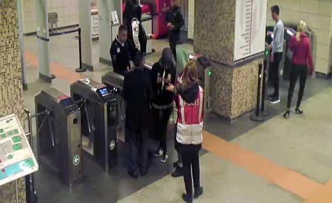 Metro İstanbul Personeli Kayıp Engelli Yolcuyu Ailesine Kavuşturdu