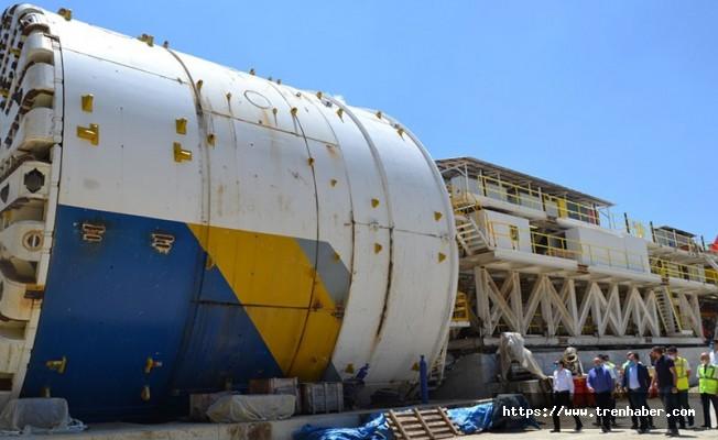 TCDD Genel Müdürü Ali İhsan Uygun Hızlı Tren Projelerini İnceledi