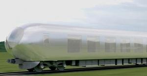 Japonlardan Görünmez (Hayalet) Tren