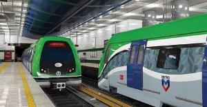 Konya Metrosunda Flaş Gelişme