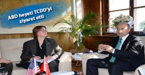 ABD Ticaret Bakan Yardımcısından TCDD'ye Ziyaret
