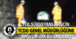YOLDER'den Yol Sürveyanlarının Turne Tazminatı İçin TCDD'den Emir Talebi