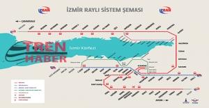 İzmir banliyö sistemi : İZBAN