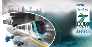 Aselsan 2016 InnoTrans Fuarında