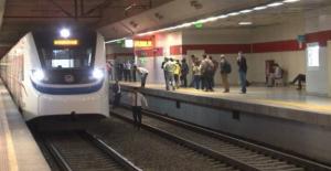 İzban Alaybey istasyonunda intihar