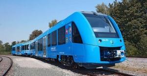 Alstom'un Ürettiği Sıfır Emisyonlu Tren Almanya'da Raylarda