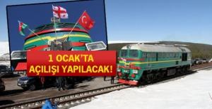 Bakü-Tiflis-Kars demiryolu hattında test sürüşleri 1 Ocak'ta başlayacak