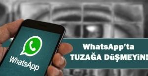 Dolandırıcıların yeni yöntemi WhatsApp görüntülü görüşme