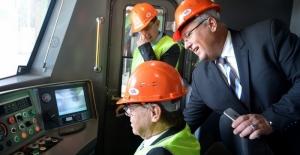 İsrail'den İzmir Metro'yu Gururlandıran Teklif