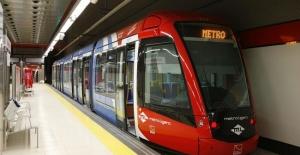 Mecidiyeköy- Mahmutbey metrosunun yüzde 80'i tamamlandı