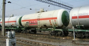 Rusya ile Ukrayna arasındaki kriz demiryoluna da taşındı