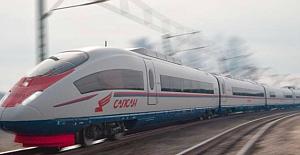 Ruslar, hızlı trenlerini uçurmaya hazırlığında