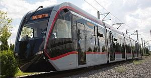 Yüzde Yüz Yerli Tramvay Eurasia Rail 2017 Fuarında