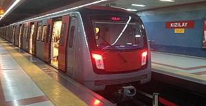 16 Nisan'da Ankara'da Metro ve Ankaray Ücretsiz Olacak