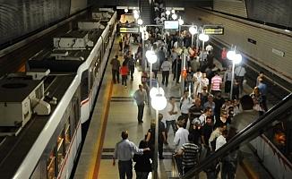 İzmir'de Metro Seferlerine KPSS Düzenlemesi