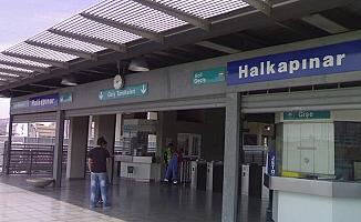 İzmir Metro'dan engellilere Halkapınar'ı kullanmayın uyarısı