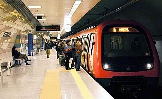 Ümraniye-Göztepe metrosunda istasyon çalışmaları başladı
