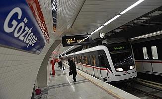 İzmir Metrosu F. Altay-Narlıdere Kaymakamlık Arası Yapım İşi İhalesi