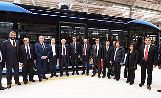 Metroda ilk ihracat ARUS üyesi Bozankaya'dan