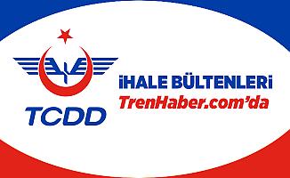 TCDD'den binaların güçlendirme projelerinin hazırlanması işi hizmet alımı ihalesi