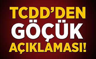 TCDD'den göçük iddialarına yalanlama