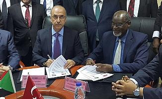TCDD ile  Sudan Demiryolları arasında iş birliği