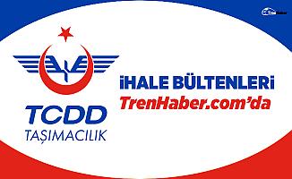 TCDD Taşımacılık A.Ş.'den Güvenlik Kamera Sistemi İhalesi