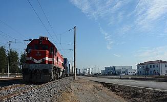 Türkoğlu Lojistik Merkezi Yıllık 1, 9 Milyon Ton Taşıma Kapasitesi Sağlayacak