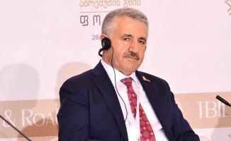 Bakan Arslan: Kamu yatırımlarının üçte biri ulaştırmaya