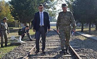 Bölge Müdürü Koçbay, Gaziemir Ulaştırma, Personel Okulu ve Eğitim Merkez Komutanlığını Ziyaret Etti