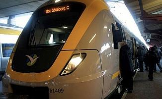 İsveç'teki yeni tren istasyonunun sanat eseri 'insan' olacak