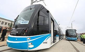 Kocaeli Büyükşehir Belediyesinden 6 adet tramvay aracı alım ihalesi