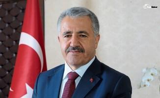 Bakan Arslan: İki Başkent YHT ile Birleşiyor